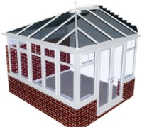 You will get CAD drawings from different views for all conservatory quotations