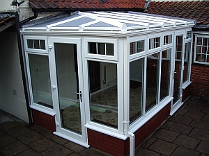 One of our many conservatory designs