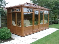 One of our many garden room styles