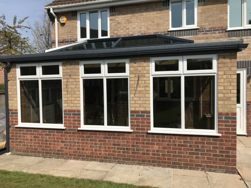 An example of our Orangeries
