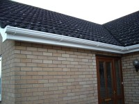 One of our guttering choices