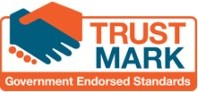 We are a Trust Mark registered company